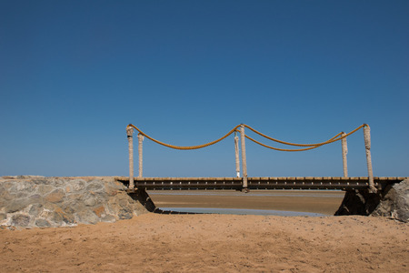 nowhere: Bridge of nowhere