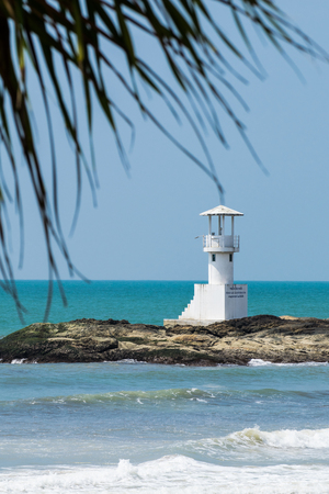 Lighthouse of Khao Lak, Thailand
