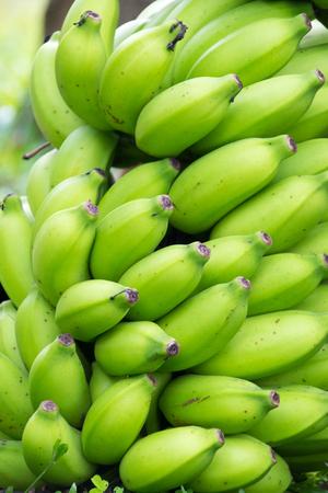 bananas close up Stockfoto