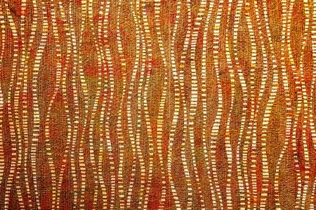 silk screen: Brown fabric texture modern style