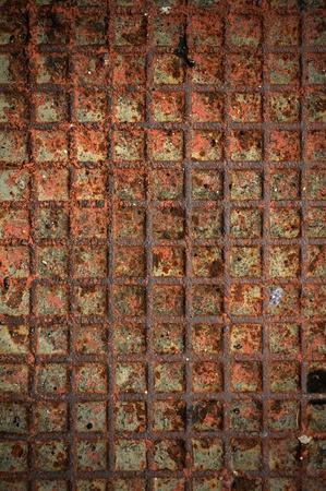 Iron rust texture Stock Photo - 10299046