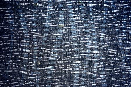 silk screen: Dark fabric texture modern style