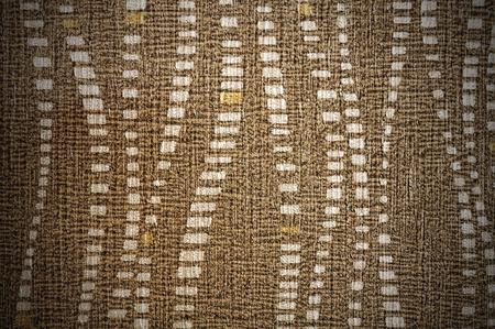 silk screen: Brown fabric texturemodern style