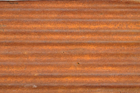 Zinc rusty Stock Photo - 10312979