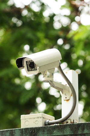 city surveillance: CCTV. technology