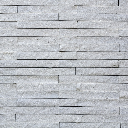 Modern brick grey  photo