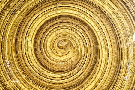 Abstract wood spiral Stock Photo - 12231961