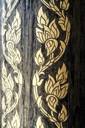 Grunge Thailand pattern  antique style Stock Photo - 12231958