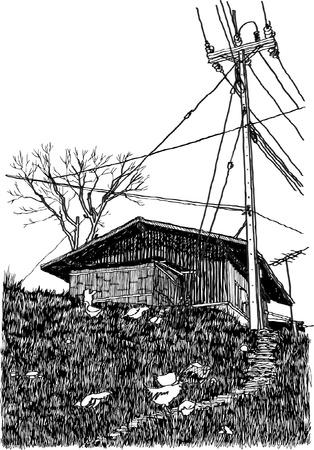 Country sketchbook