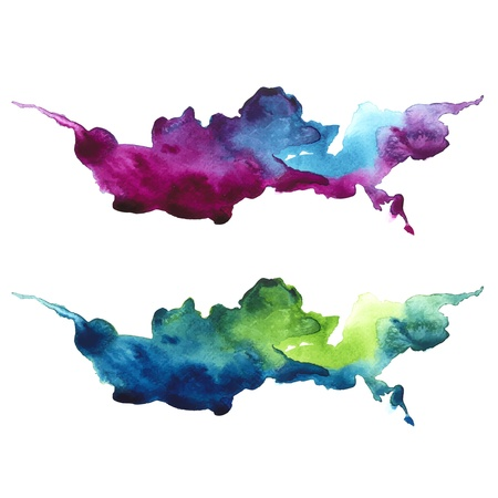 Abstract watercolor Stock Vector - 16452675