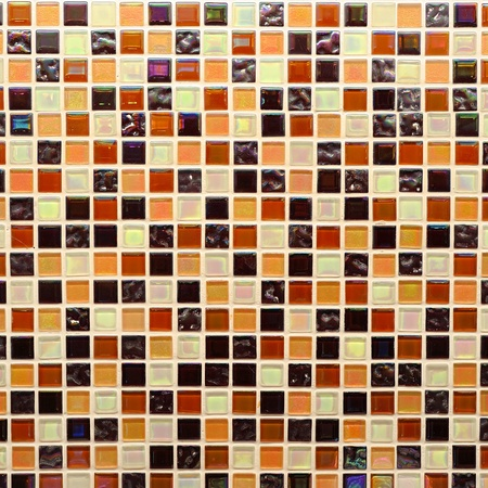 ceramic: Abstract mosaic background Stock Photo