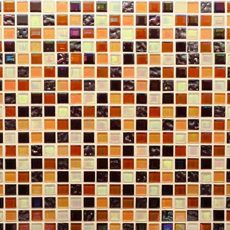 Fondo de mosaico abstracto Foto de archivo