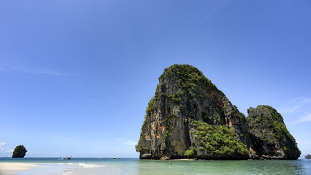 railey: Railey beach Krabi Thailand