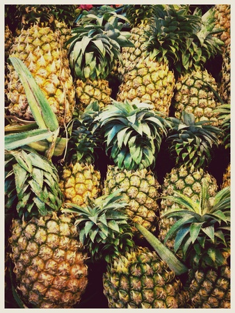color: Pineapples