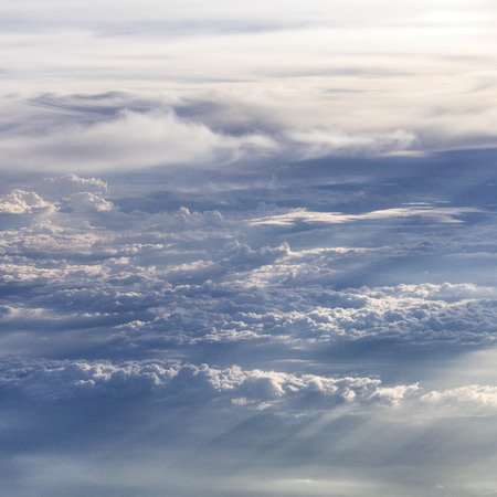 Cloudscape photo