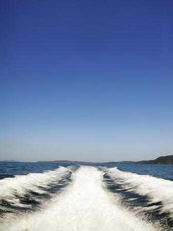 スピード ボート旅行 写真素材 - 26936078