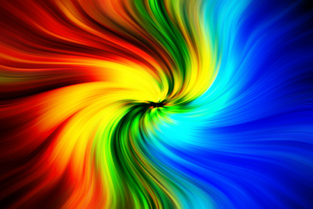 colours: Abstract twirl stripes pattern background