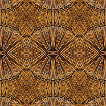 Naadloze bamboe patroon Stockfoto