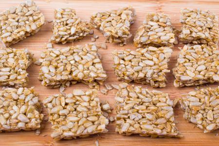 semillas de girasol: Gozinaki: semillas de girasol, aislado