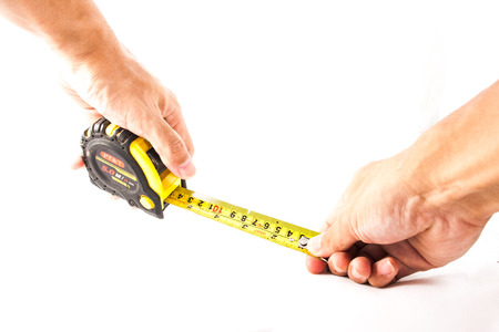 human use tape measure