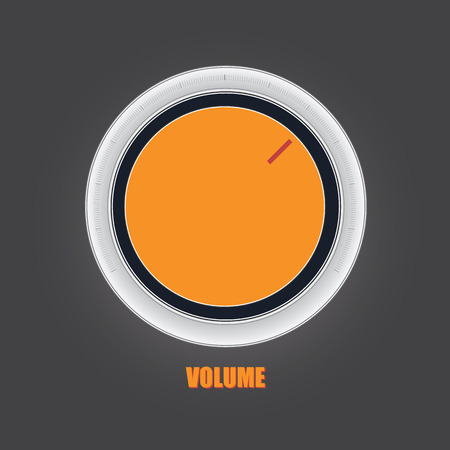 Vector of Music volume Vector