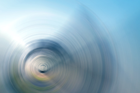 abstract spin background Stock Photo