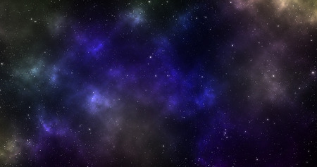 stellar: abstract universe background
