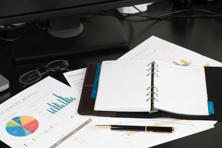 marketing account work desk