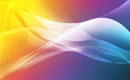 抽象的な波背景 写真素材 - 44227246