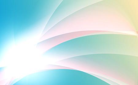 curve line: abstract curve line background pastel gradient colour background