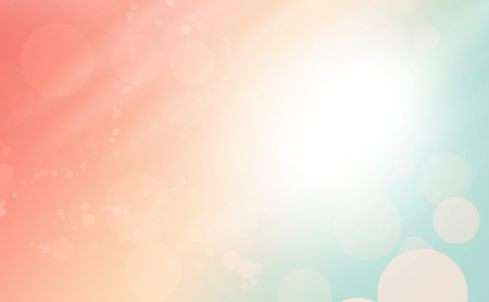 curve line: abstract line curve and bokeh background pastel colour Stock Photo