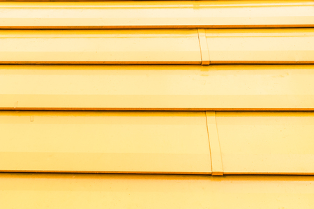 yellow roof: yellow roof background Stock Photo