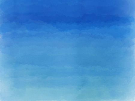 blue gradient: Gradient Blue watercolour abstract background