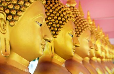 buddha image at nakhonnayok province ,thailand Stock Photo - 12549234