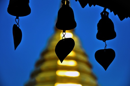 travel to Doi Suthep ,chiangmai,thailand Stock Photo - 12823661