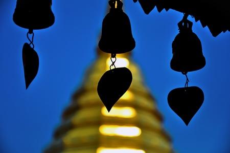 japanesse: travel to Doi Suthep ,chiangmai,thailand Stock Photo