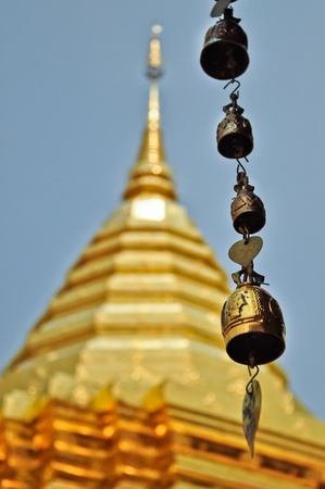 travel to Doi Suthep ,chiangmai,thailand Stock Photo - 13149783