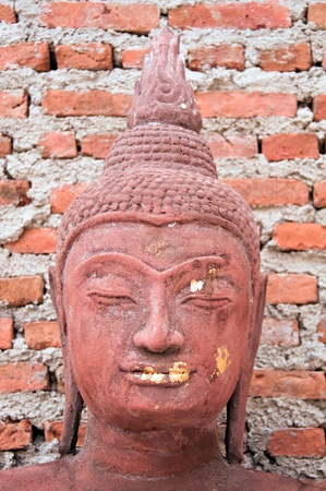 a face of buddha image Stock Photo - 13801399
