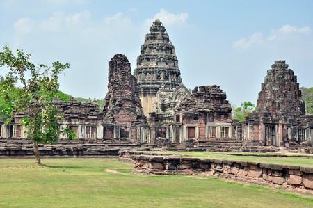 korat: Prasat Hin Phi mai, Historical Park Phimai Khmer Sanctuary,one of important religious sanctuary,korat,thailand