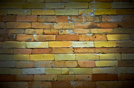 old brickwall ,ancient bricks background Stock Photo - 14889309