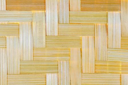 bamboo basketwork background Stock Photo - 14989229