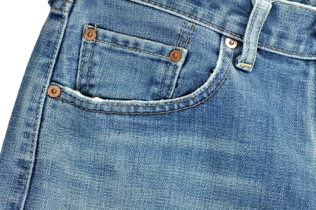 texture of jeans clothing photo