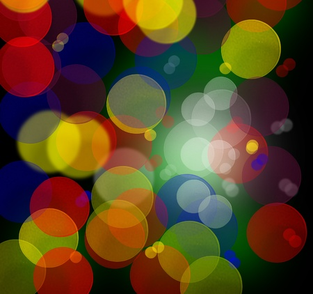 bokeh background, abstract  background,crystal background  photo