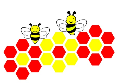 fainted: bee icon,vector,bee drawing Illustration