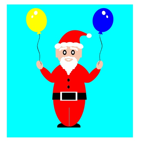 santa claus ,santa claus icon,people icon,holidays,vector Vector
