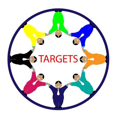 teamwork cartoon: man icon,people icon,business icon,business man