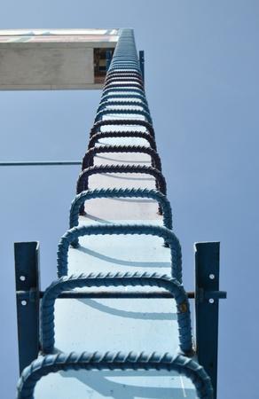 fixed: escalera fija para el tablero de anuncios