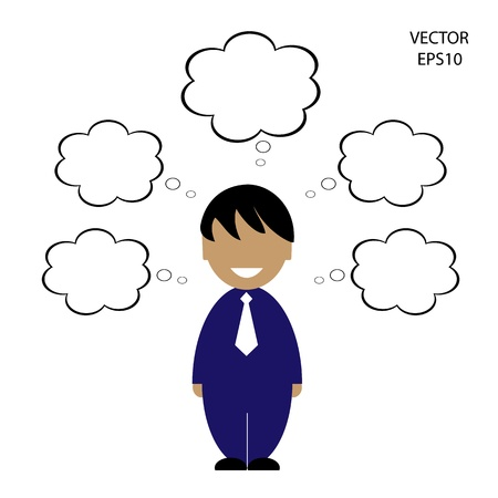 business icon,man icon,people icon,vector Stock Vector - 18108488
