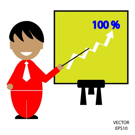 man icon,people icon,business icon vector Stock Vector - 18139024