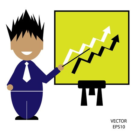 man icon,people icon,business icon vector Stock Vector - 18139019